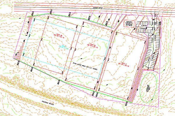 Rugby Complex Sketch Plan